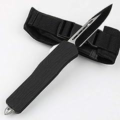 Total Length : 23.0cm Blade Length : 9.0cm Blade Width : 1.8cm Gross Weight : 218g Handle material; zinc aluminum