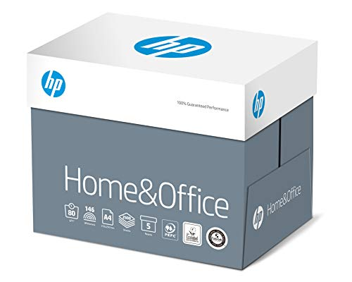HP CHP150 - Papel de impresión A4 80 g 500 hojas, Pack de 5