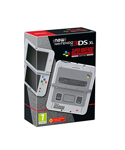 Nintendo Handheld-Konsole 3DS XL - Neue Nintendo 3DS XL SNES Edition (Nintendo 3DS)