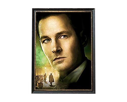 WorldOfMoviePosters Catcher Was a Spy, Many Sizes, Catcher Was a Spy Poster, Catcher Was a Spy Print, Catcher Was a Spy Fanart, Gift, A1 = 23.4x33 IN