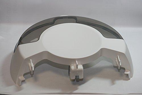 Tefal Tapa para Freidora Actifry fz700031, Actifry Gourmet Edition fz700230, Actifry Plus 1,2kg–SS-991271, acrílico, transparente, pack de 1 unidad