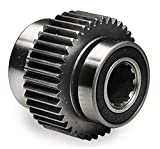 All Balls 79-2101 Big Twin Starter Clutch Assembly, Silver