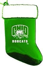 LXG, Inc. Ohio University - Chirstmas Holiday Stocking Ornament - Green