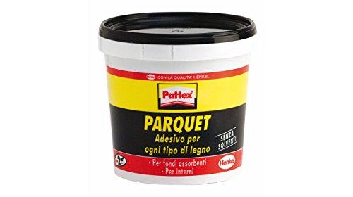 Pattex 11180 Parquet, Bianco, 850 gr