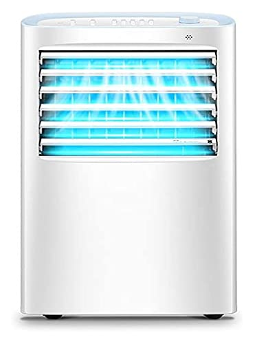 GYF Acondicionador de Aire portátil, Holidificación para el hogar Mute Single FRÍO Menos Menos MENI DE AIRO DE Air, Blanco