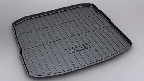 Goma Coche Alfombrillas Maletero Para Audi A3 2012-2019 (notchback), Alfombrilla Protectora Impermeable...