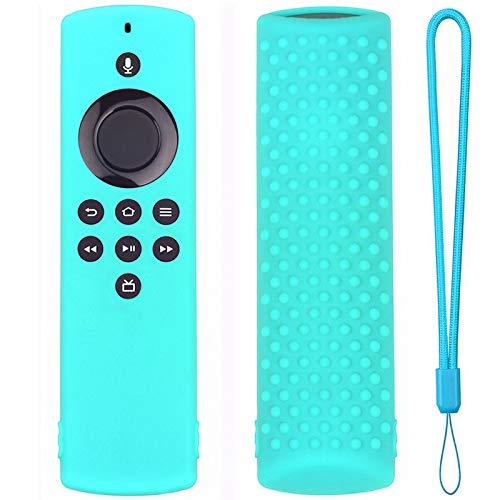 KERDEJAR para Amazon Fire TV Stick Lite Funda Protectora de Silicona con Control Remoto...