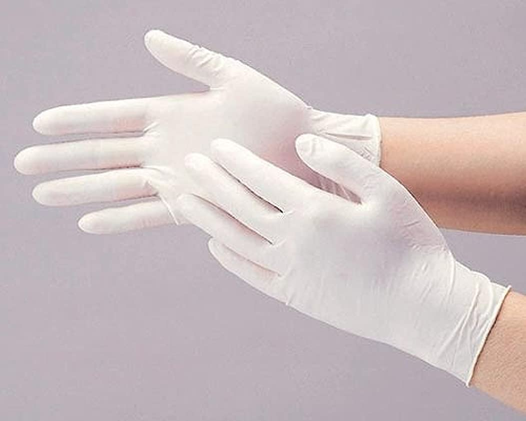 雨の咽頭ブラシダンロップ N-211 天然ゴム極うす手袋100枚入 Mナチュラル N211MN