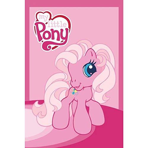 Toalla de mano para niños, toalla para invitados, toalla para la cara, a elegir: Kitty Sofia Princess Frozen Pony Masha, de algodón, regalo para niñas my little Pony