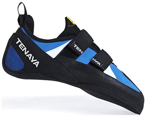 Tenaya Tanta Kletterschuhe, weiß-blau, UK 13