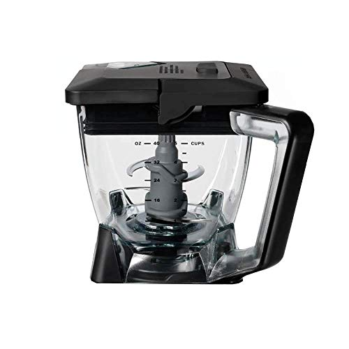 Ninja BL780 Supra 1200 Watt Food Processor and Kitchen Blender System (Renewed)