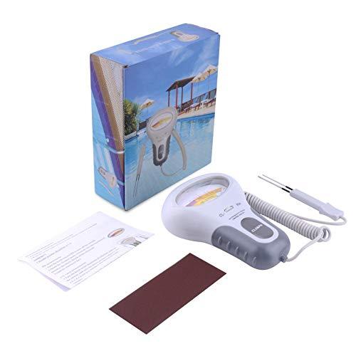 Macddy Wasser PH Und CL2 Chlortester Schwimmbad Qualität Spa Level Meter Aquarium Analytischer Monitor Detektor Check Test Kit