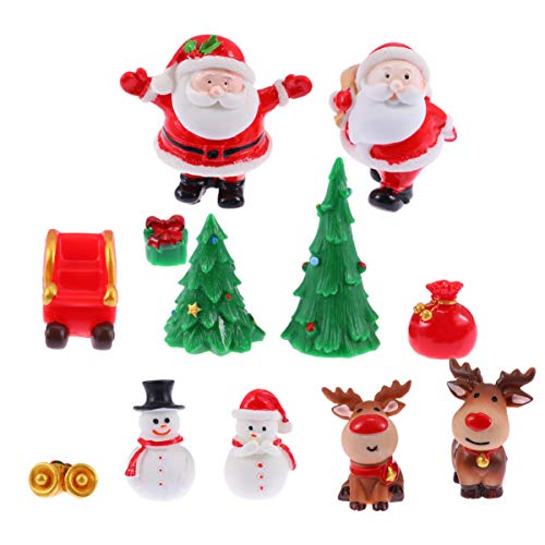 Decoración Navidad Casa Muñecas decoración navidad casa  Marca Holibanna