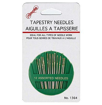 Tapestry Needles Ideal For All Types Of Needle Work