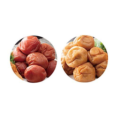 選べる「低塩紀州南高梅」 (1.4kg 1.5%ハチミツ)