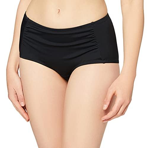 Dorina Damen Fiji Maillot Shorty Bikinihose, Schwarz (Black V00), XL
