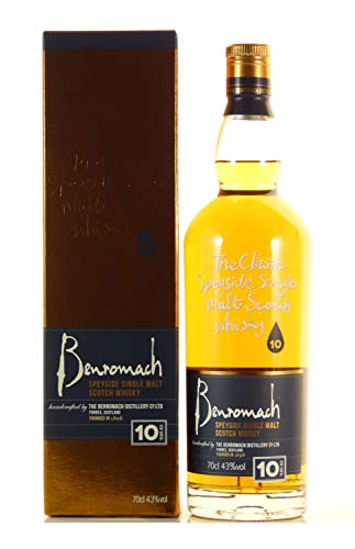 Whisky Benromach 10 Years Old 70 cl The Distillery Co. Ltd