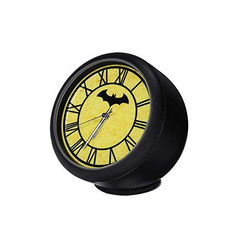 DBSCD Auto Dekoration Elektronische Cartoon Meter Auto Clock Timepiece Auto Interieur Ornament Auto Sticker Uhr Interieur In Autozubehör