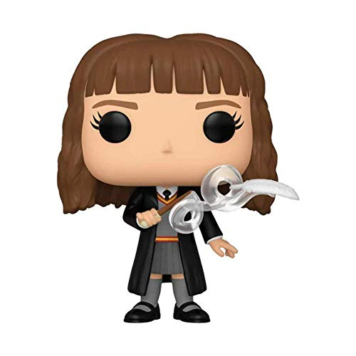 Pop! Harry Potter. Harry Potter- Hermione W/Feather
