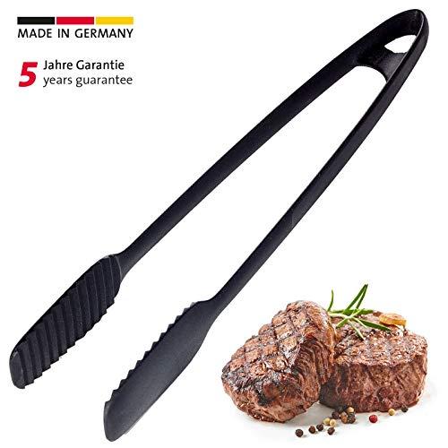 Westmark Brat- und Servierzange, Kunststoff, Länge: 22 cm, Gentle, Schwarz, 28692270