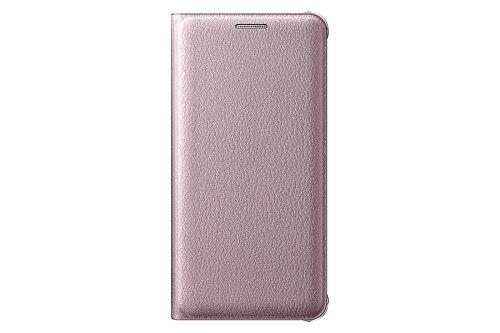 Samsung Flip Wallet- Funda para Samsung Galaxy A3, Rosa