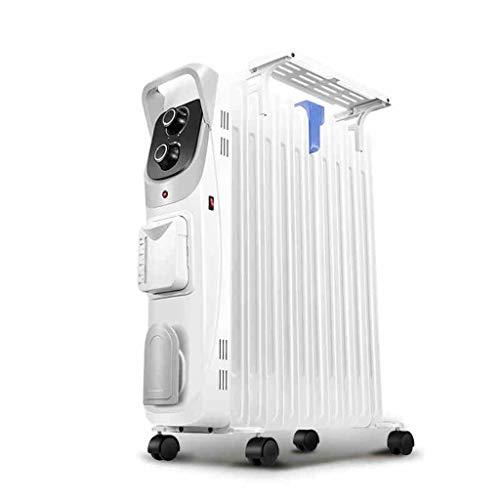 calentador Estufa para asar que ahorra energía y ahorra energía Calentador silencioso Calefactor eléctrico doméstico Radiador de oficina Calentador de espacio personal 2000W Calentadores de ag