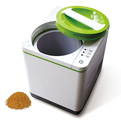 Buy Cheap Food Cycler Indoor Kitchen Composter - Easy to Use and Environmentally Friendly with No Wa...
