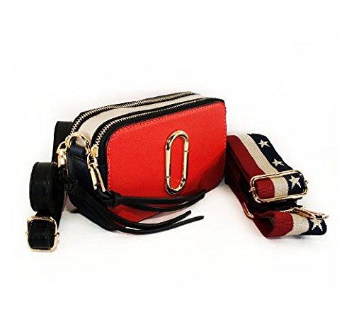 Bolso Rojo C_USA