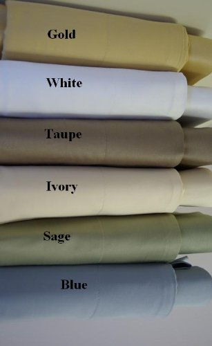 Great Deal! X-tra Luxury collection -Genuine 1200 Thread Count Natural Combed Cotton CALIFORNIA KI...