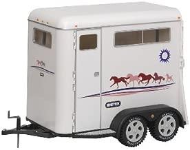 Breyer B2615 Traditional 1:9 Scale 2 Horse Trailer by Breyer