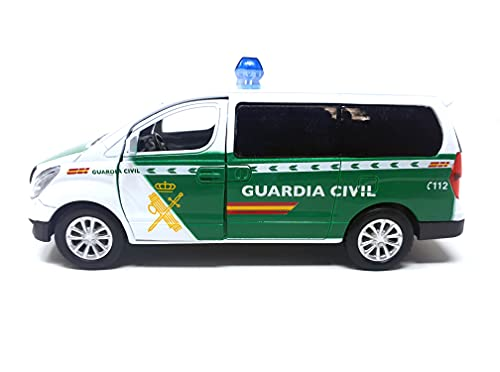 PLAYJOCS GT-8069 Furgón Guardia Civil