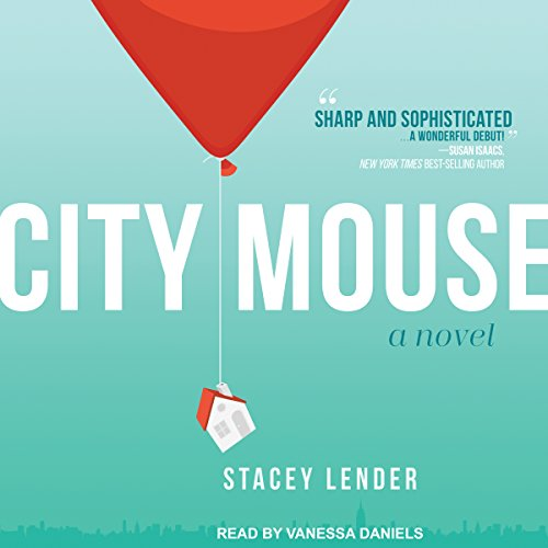 City Mouse audiobook cover art