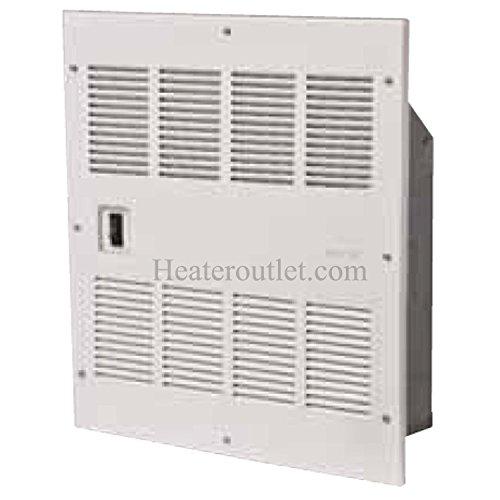 Myson Whispa III 5000 WM Wall Mount Hot Water Recessed Heater