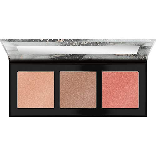 Catrice Luminice Highlight & Blush Glow Palette 010 Rose Vibes Only - 1er Pack
