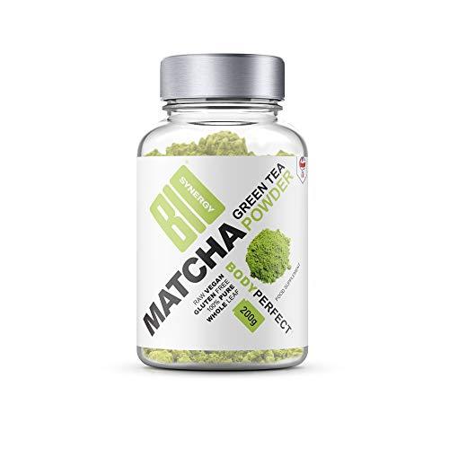 Biosynergy Body Perfect Matcha Powder Burns Fat Vegan 200g