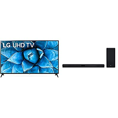 LG Alexa Built-in 4K Ultra HD Smart LED TV (2020) by LG
