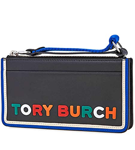 Tory Burch Perry - Polsino con cerniera, colore: Nero