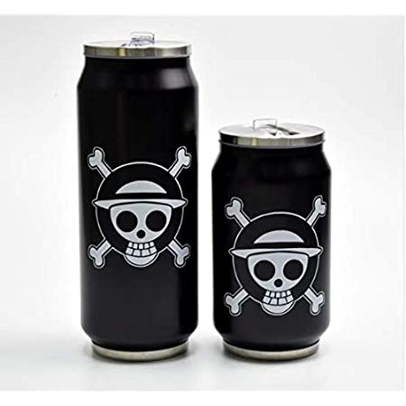 Juou Creativo Taza De Termo De Acero Inoxidable Mini Botella Frasco De Vacío Café De Paja Termos Térmicos Latas Tazas Taza De Termopar 300 Ml Y 500 Ml