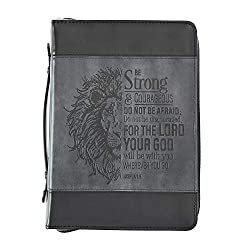 10 Best Bible Covers With Handles