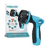 Best Hose Nozzles - Aqua Joe AJHN102 Heavy Duty Indestructible Metal Multi Review