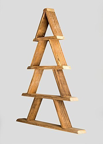 Estantería decorativa con forma de árbol. paletsymuebles