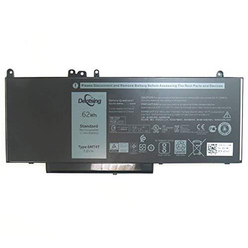 Dentsing 62Wh 6MT4T Battery for Dell Latitude E5470 E5570 Precision 3510 0HK6DV 079VRK TXF9M 0TXF9M