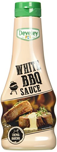 DEVELEY White BBQ Sauce, 1er Pack 250ml