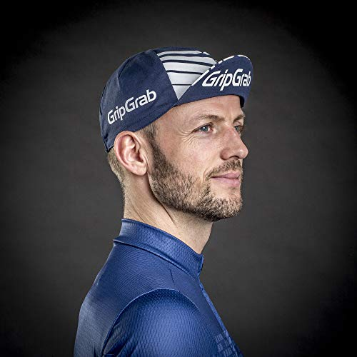 GripGrab Radsport Classic Cycling Radmütze Headwear, Navy Blau, OneSize - 3