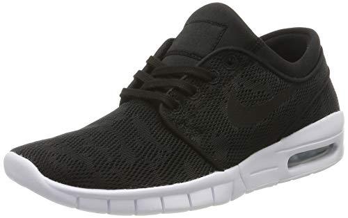Nike Jungen Stefan Janoski Max STEFAN JANOSKI MAX - Schwarz (Black / Black / White 022) , 36 EU