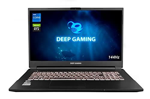 DeepGaming Exegon Pro - Gaming Laptop 17...