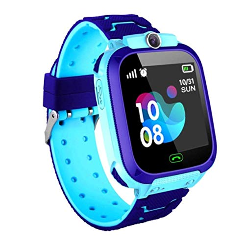 2021 New Bibinbibi Kids Smart Watch Touch Screen Camera Professional Sos Call Lbs Positioning Waterproof Watch Smart Watch
