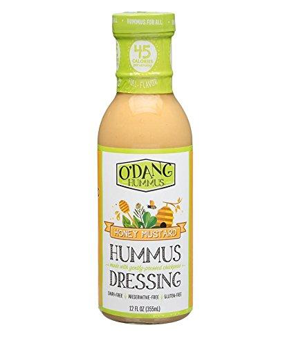 O'DANG HUMMUS Honey Mustard Hummus Dressing ( 2 PACK )