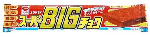 『リスカ スーパービッグチョコ 1枚×20枚』のトップ画像