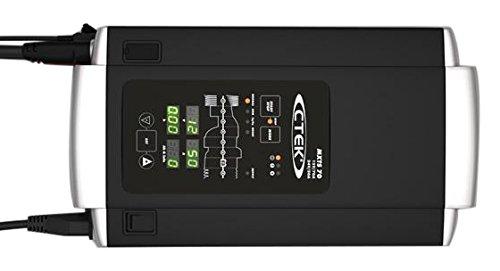 CTEK MXTS 70 : le plus puissant des chargeurs professionnels du fabricant, puissance max de 70A
